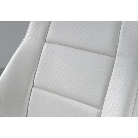 "Premium Fit Sheet Cover for MAZDA CX-5 (後期) ""White × White Stitch"""