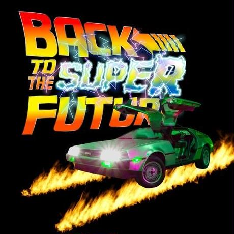 Back To The Super Future Tee