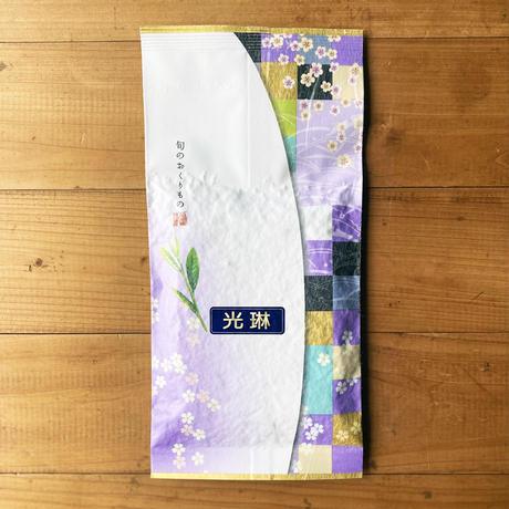 夢茶房の深蒸し茶【光琳】   こうりん 80g詰
