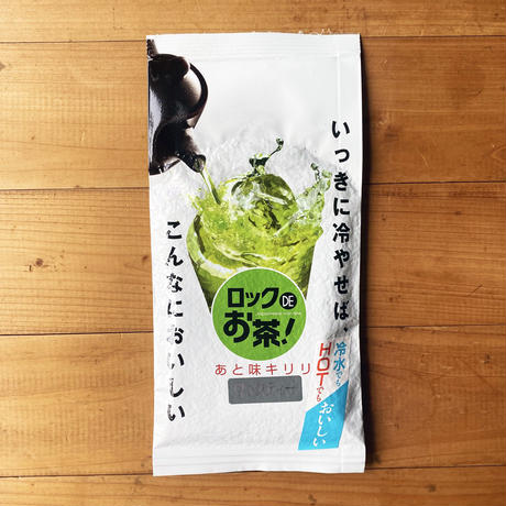 夢茶房の深蒸し茶【創作芽茶】 そうさくめちゃ 80g詰