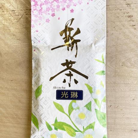 2021年産 夢茶房の新茶【光琳】   こうりん 80g詰