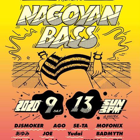 INTERACTION  presents NAGOyanBASS