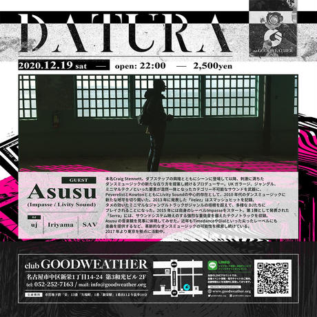 DATURA -ASUSU-