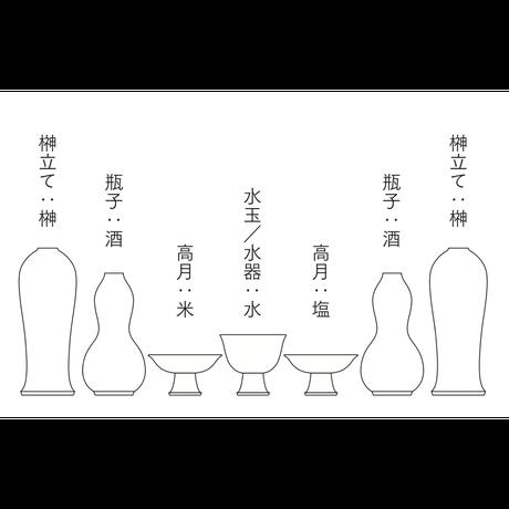 「GIRIDO 」オリジナル神具