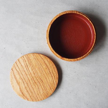 たま木工 お弁当箱/丸 センダン