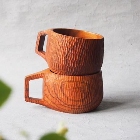 長谷川誠 山桜のスープカップ HA-14