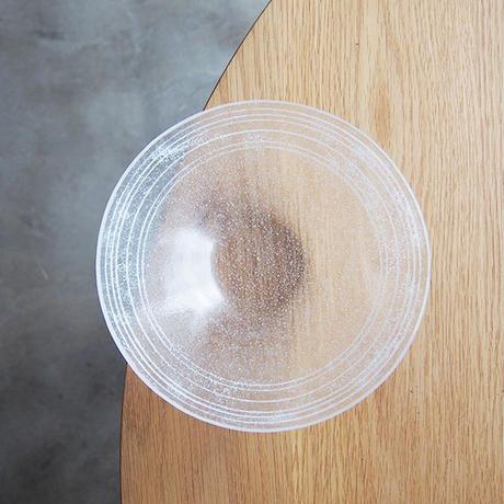 オオタ硝子研究室 鉢 白     OT-10