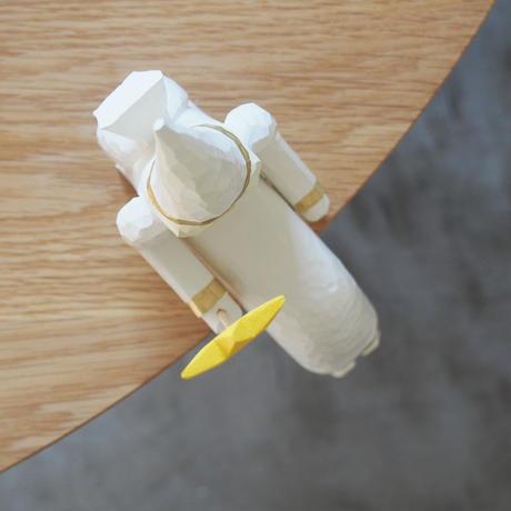 磯部雅也 手彫りのサンタ IS-02
