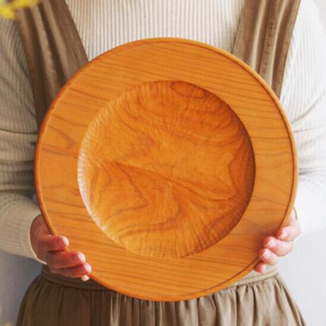 リム皿Φ270  彫りあり  svf‐66