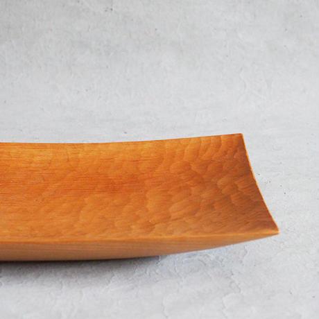 杉村 徹    角皿   チェリー    SG-34