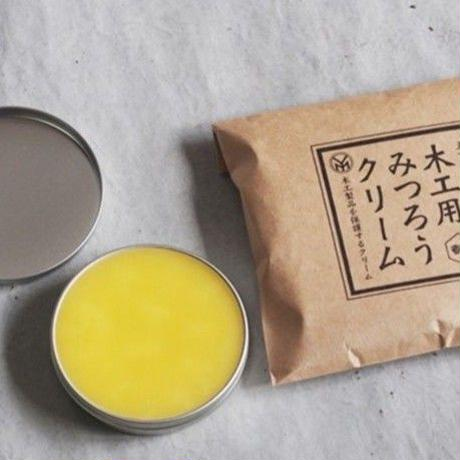 木工用 蜜蝋クリーム OY-01