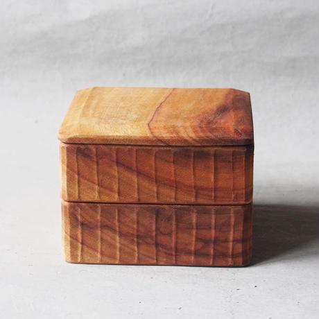 たま木工 お弁当箱/くりもの2段 クスノキ