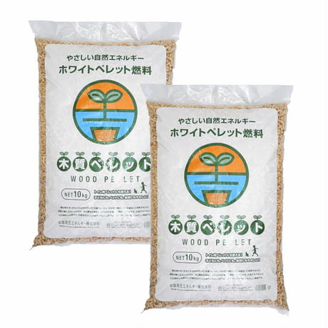 猫砂 木質ペレット 10kg(16L)×2 システムトイレ用 崩れるタイプ