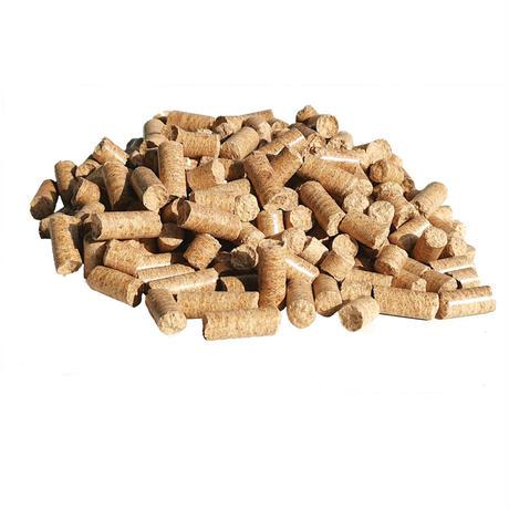 【 定期便 】 岩国再生エネルギー 猫砂 木質ペレット 2kg(3.2L)×8 システムトイレ用 崩れるタイプ(ラベルなし)