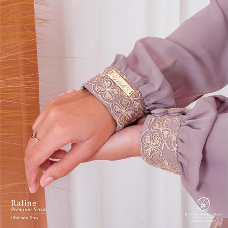 Raline Series (Set with Khimar)