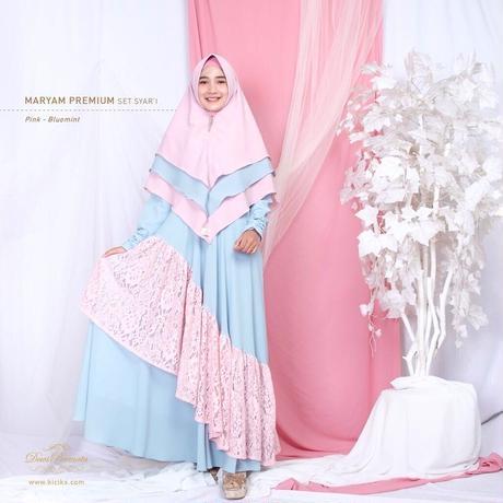 Maryam Premium Syari Set
