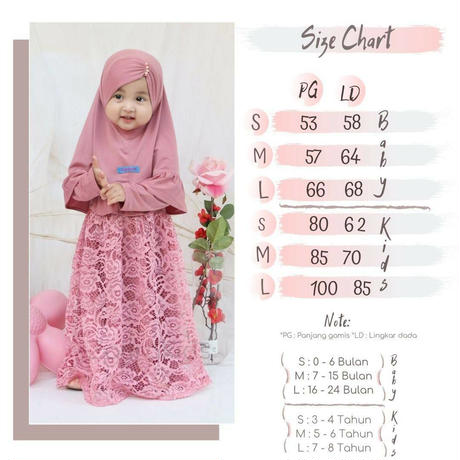 Lunara Dress Set Hijab
