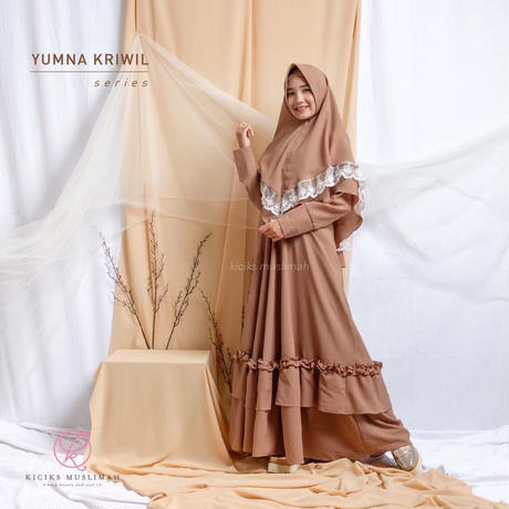 Khimar Yumna Renda