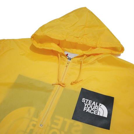 STEAL YOUR FACE Nylon Anorak Parka Mサイズ