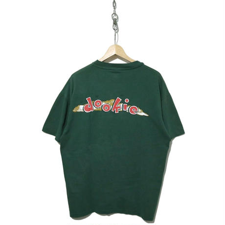 90's GREEN DAY コピーライト 両面プリント Tシャツ XL USA製