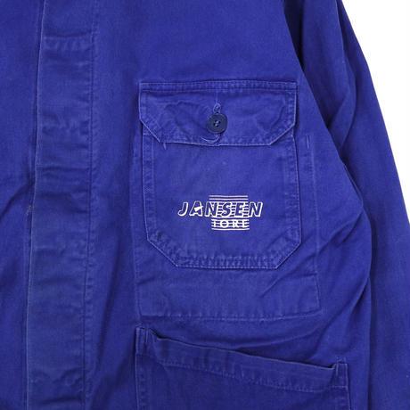 "~90's EURO WORK JACKET ""バックプリント"" 56サイズ(XL)"