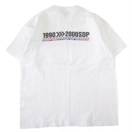 "90's 初期 A Bathing APE ""スチャダラパー"" 両面 プリント Tシャツ XLサイズ"