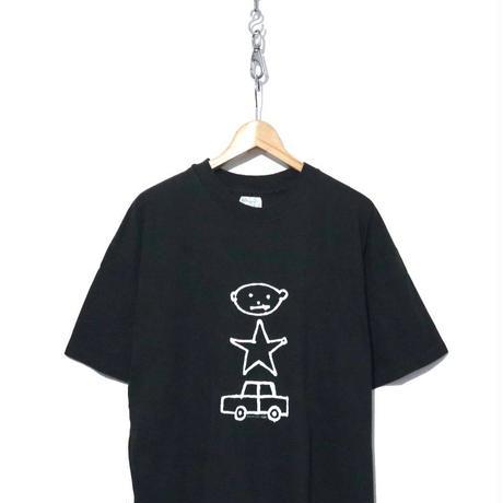 "90's Hanes U2 ""ZOO TV TOUR"" 両面 プリント Tシャツ USA製 XLサイズ"