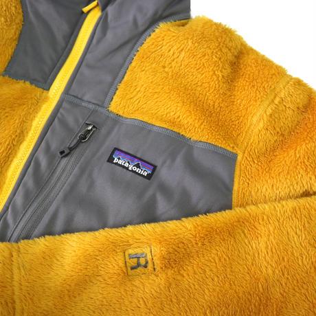 """2010年製 PATAGONIA R3 HiLoft Jacket """"オータムリーフ"""" Lサイズ"""