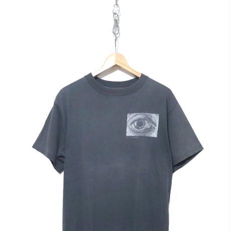 """90's ANDAZIA M.C. ESCHER """"EYE"""" Tシャツ USA製 Lサイズ"""