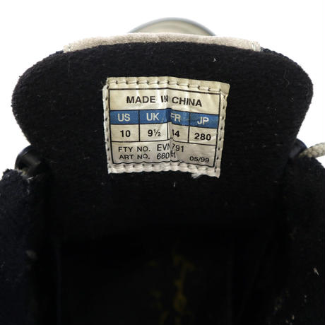 """90's Adidas EQUIPMENT """"THE GONZALES 1st"""" US10(28cm)"""