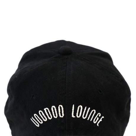 "90's The Rolling Stones ""VOODOO LOUNGE"" 6-panel Baseball Cap"