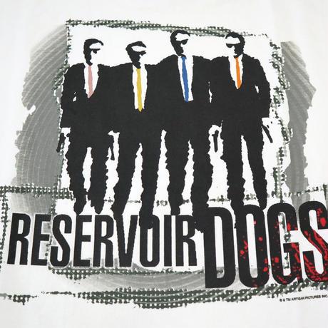 """Dead Stock 90's """"RESERVOIR DOGS"""" 両面 プリント Tシャツ XLサイズ"""