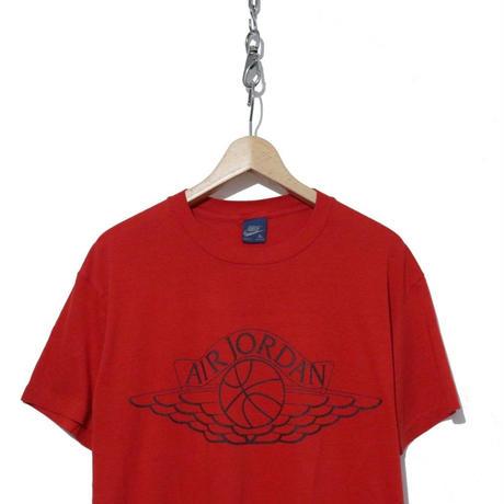 80's NIKE AIR JORDAN ウイングロゴ Tシャツ 紺タグ XLサイズ
