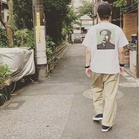 "Daniel Original ""MAO"" 両面 プリント Tシャツ (全5色)"