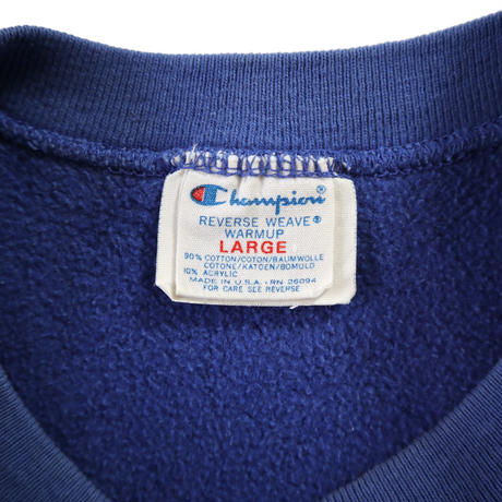 80's CHAMPION REVERSE WEAVE SWEAT Lサイズ USA製