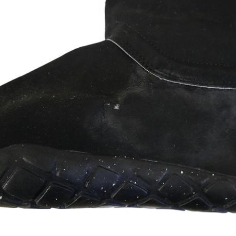NOS 90's NIKE AIR MOC BOOT BLACK US10