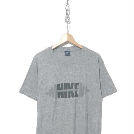 80's NIKE プリント Tシャツ 紺タグ XLサイズ USA製