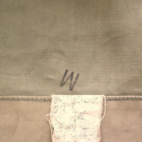 """40's US NAVY Deck Rain Parka Jacket """"Hook Type"""" Mサイズ"""
