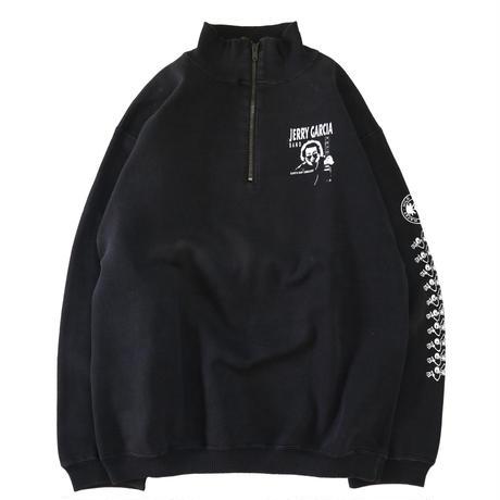 90's JERRY GARCIA BAND 両面&袖 プリント スウェット Black Mサイズ USA製