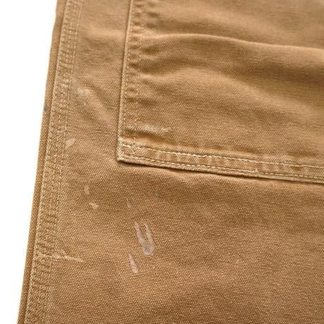 """90's~ CARHARTT """"Double Knee"""" Duck Painter Pants USA製 Beige ②"""