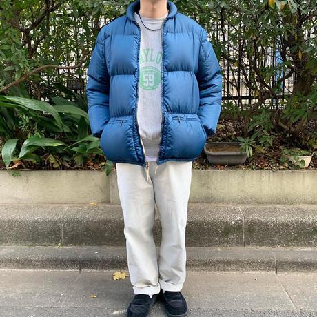 """~60's Eddie Bauer Down Jacket """"日の出タグ"""" Mサイズ USA製"""
