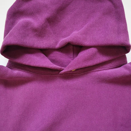 "90's CHAMPION REVERSE PARKA ""SOLID"" PURPLE USA製"