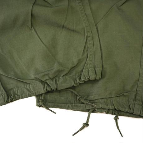 NOS~1wash 60's US ARMY Jungle Fatigue Pant MEDIUM LONG