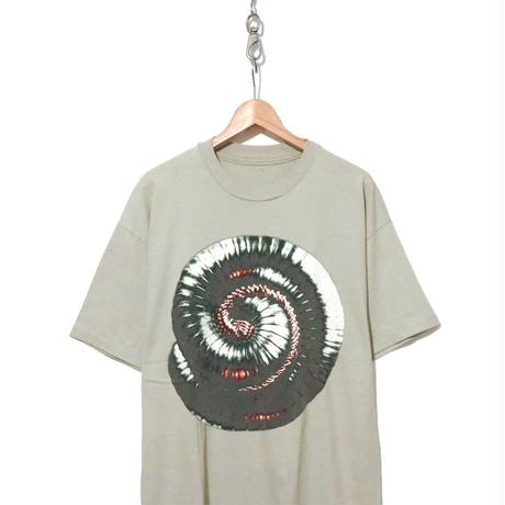 "90's NINE INCH NAILS ""closer to god"" 両面プリント Tシャツ"