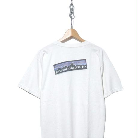 "90's PATAGONIA Beneficial T's ""P6タグ"" Tシャツ Mサイズ USA製"