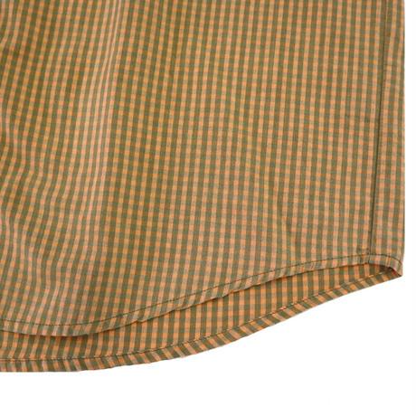 90's~00's OLD STUSSY ギンガム チェック シャツ Mサイズ INDIA製