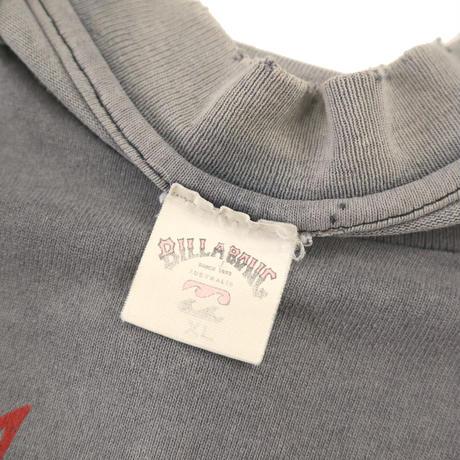 "~90's BILLABONG ""BAD BILLYS"" 両面 プリント Tシャツ XLサイズ USA製"