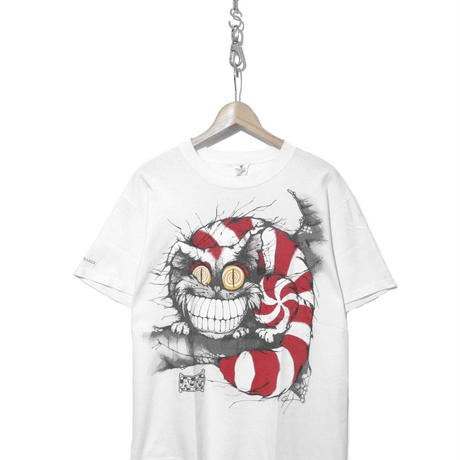 90's ANDAZIA Alice in Wonderland Tシャツ Mサイズ USA製