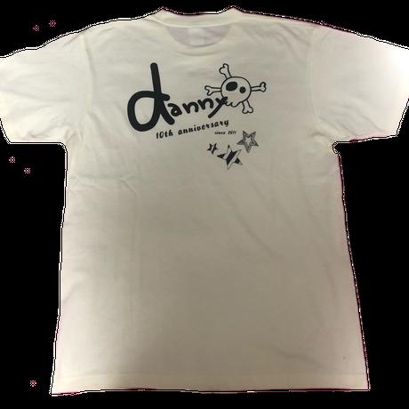 danny 10th anniversary Tシャツ