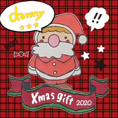 danny Xmas gift 2020